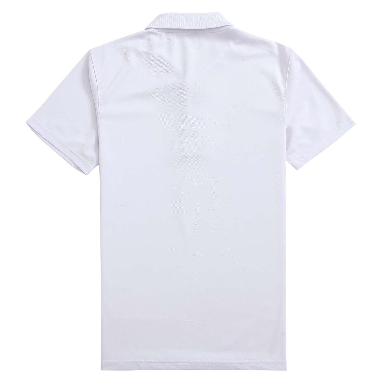 吸湿排汗白色T恤衫