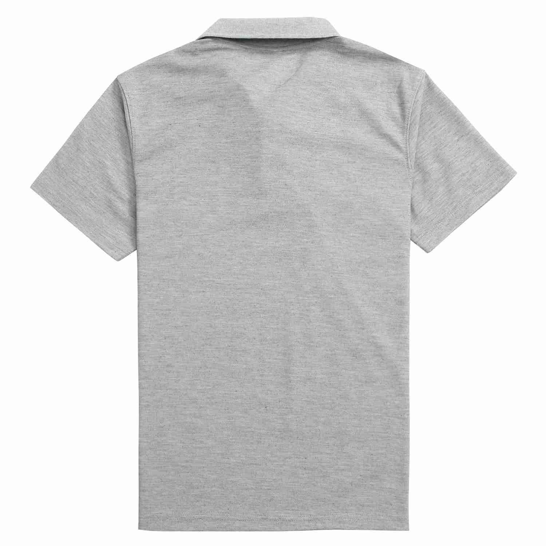 吸湿排汗T-02 户外运动系列1516#麻灰T恤衫