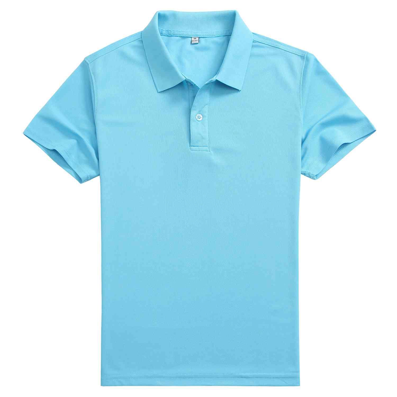 吸湿排汗T-02 户外运动系列1516#浅蓝色T恤杉