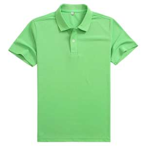 吸湿排汗T-02 户外运动系列1516#翠绿色T恤衫