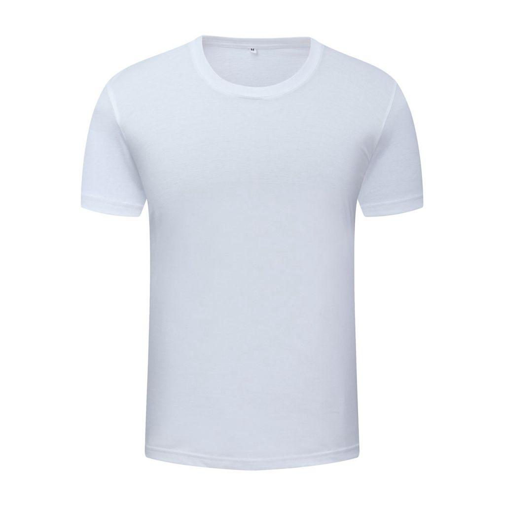毕业创意校服班服文化衫定制加工LOGO绣秀印花款 澳大利亚棉200G长短袖文化衫 男款白色