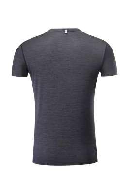 短袖文化衫 夏季圆领吸汗速干透气文化衫运动T恤跑步健身3D