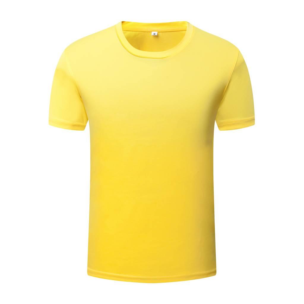 洋气百搭亲子装 半袖显瘦 速干圆领文化衫 春夏新品-3D效果图