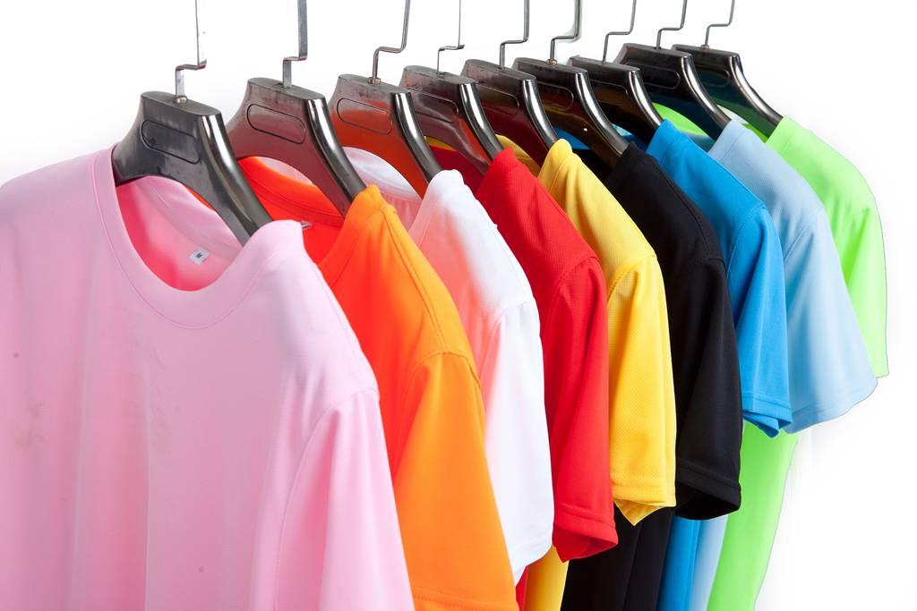洋气百搭亲子装 半袖显瘦 速干圆领文化衫 春夏新品-细节组合和尺码参考