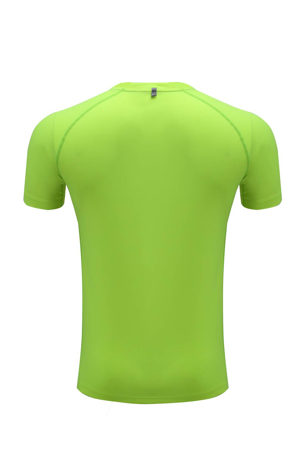 高档速干T恤  男女情侣衫  绿色3D图