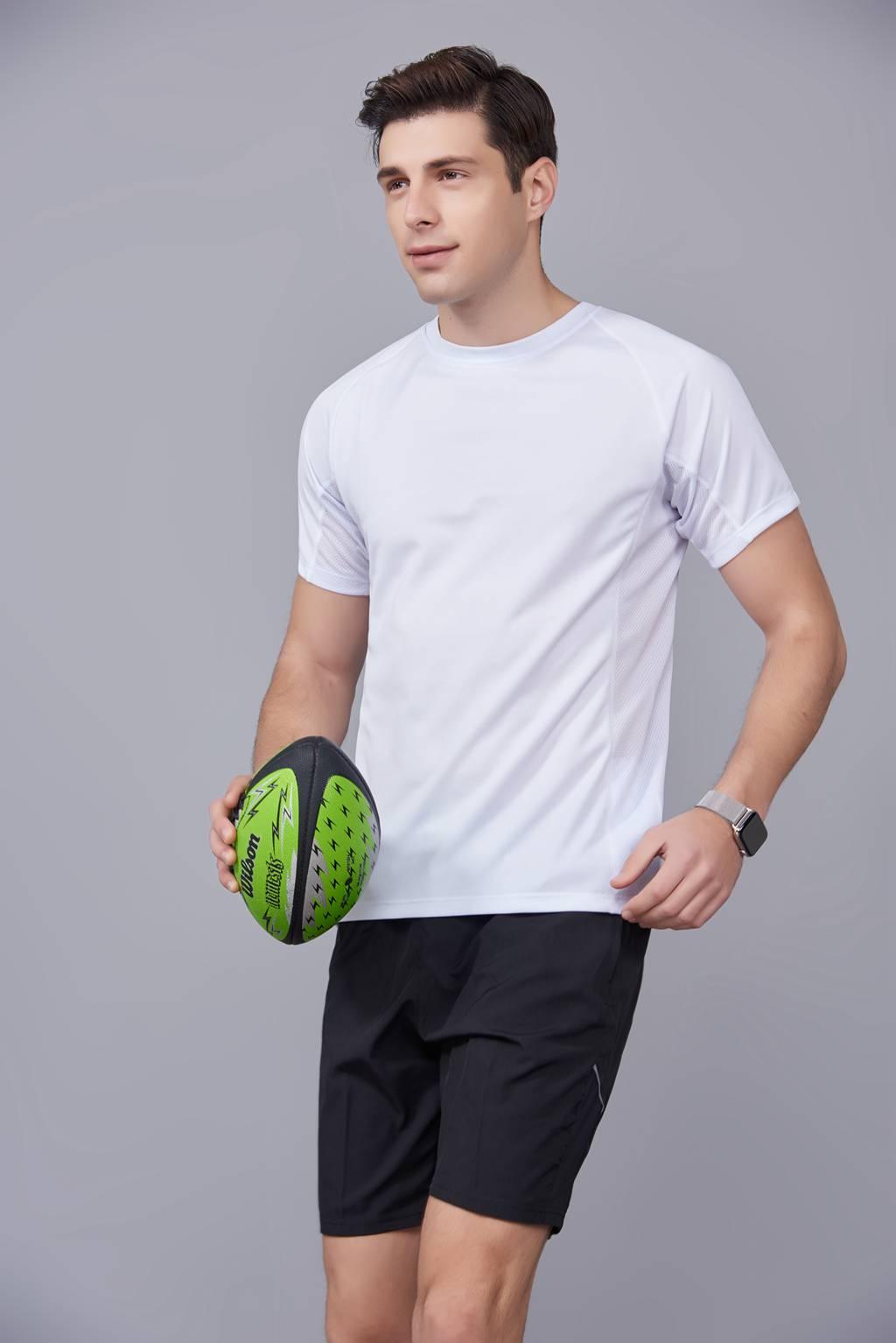 纯色T恤  简约大方经典时尚  白色款