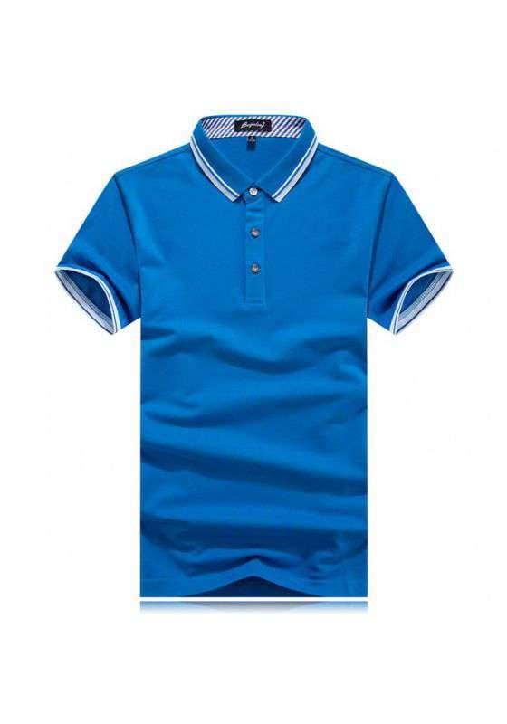 定制POLO衫作为工作服logo应放在什么位置