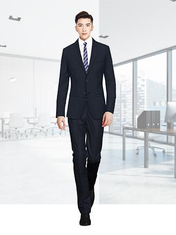 男士商务西服套装春秋季时尚西服