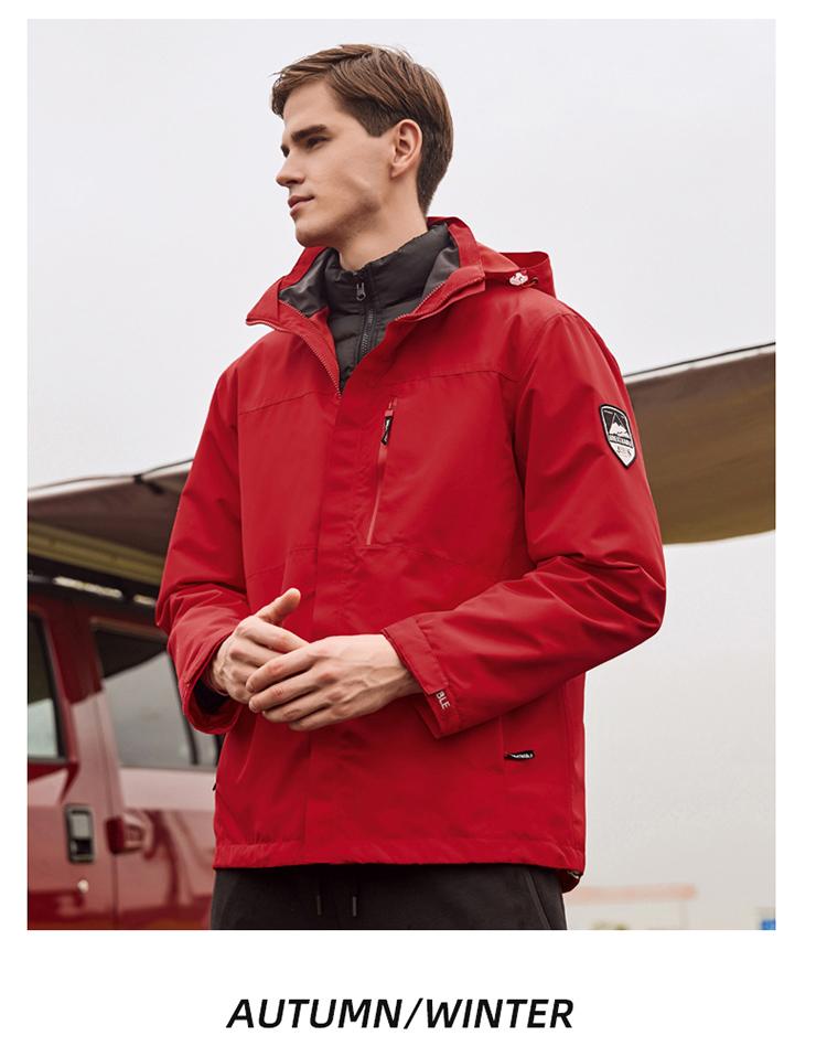 冲锋衣在户外运动时可起到哪些作用