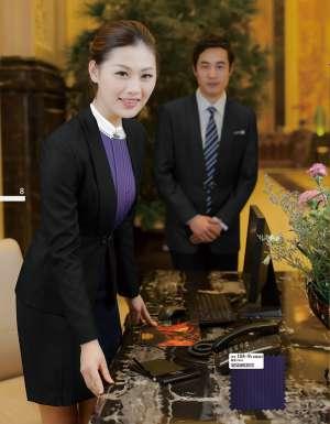你知道酒店前厅工服款式有哪些吗